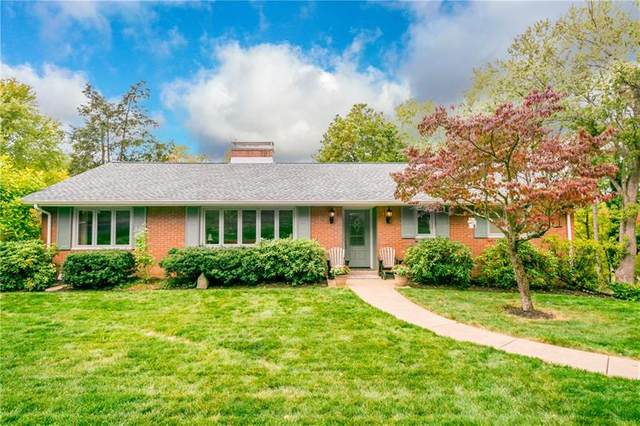 145 Highvue Drive, Peters Twp, PA 15367 (MLS #1472565) :: RE/MAX Real Estate Solutions