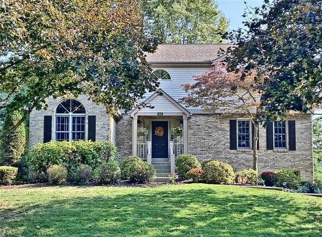 304 Hillcrest Drive, Cranberry Twp, PA 16066 (MLS #1472606) :: Broadview Realty
