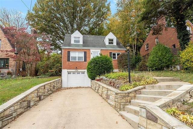 396 Orchard Dr, Mt. Lebanon, PA 15228 (MLS #1472784) :: RE/MAX Real Estate Solutions