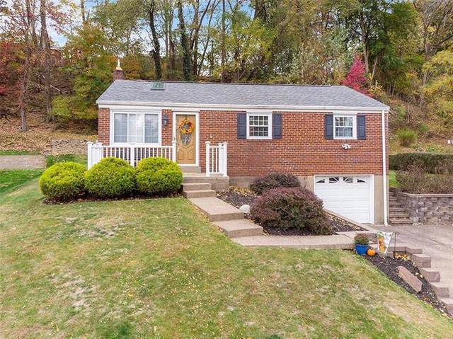 221 Sandy, Shaler, PA 15116 (MLS #1473108) :: Broadview Realty