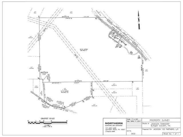 0 Route 68 & Ridge Road, Jackson Twp - But, PA 16063 (MLS #1473243) :: Dave Tumpa Team