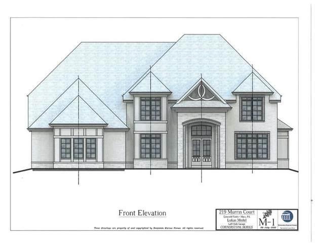 104 Eagle Ridge Drive - Lot 17, Cranberry Twp, PA 16066 (MLS #1473355) :: RE/MAX Real Estate Solutions