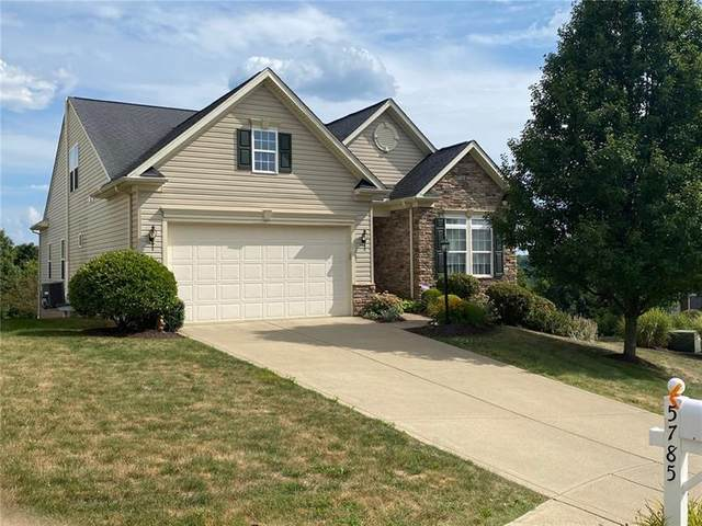 5785 Montville Drive, South Fayette, PA 15057 (MLS #1473460) :: RE/MAX Real Estate Solutions