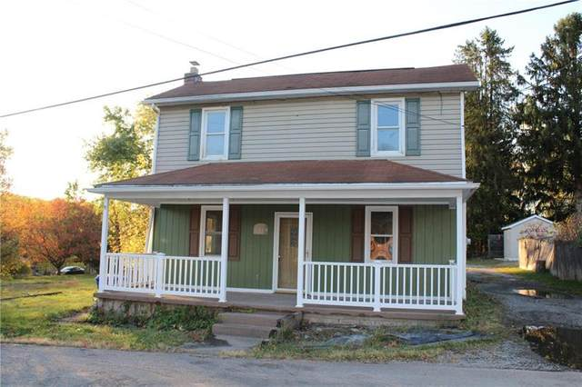 4310 Center St, North Fayette, PA 15057 (MLS #1473478) :: RE/MAX Real Estate Solutions