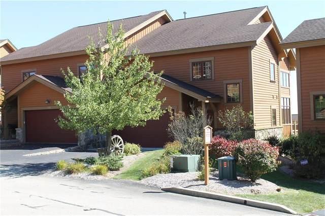 112 Woodside Lane #112, Seven Springs Resort, PA 15557 (MLS #1473533) :: The SAYHAY Team