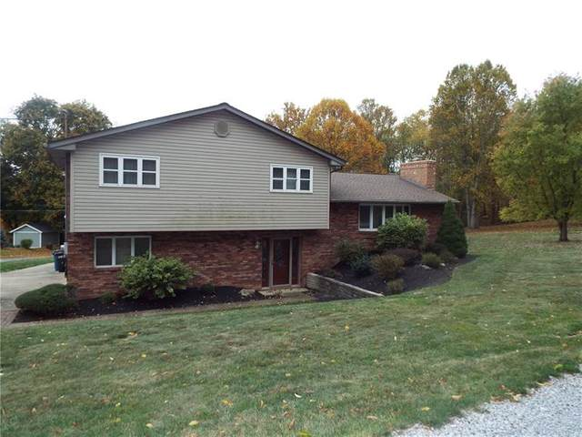 1033 Old Harper Road, Moon/Crescent Twp, PA 15046 (MLS #1473576) :: Dave Tumpa Team