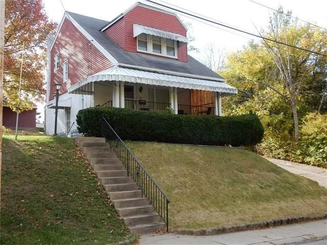 369 Bracken Ave., Brentwood, PA 15227 (MLS #1473701) :: Dave Tumpa Team
