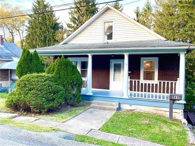 941 Oakdale Ave, Castle Shannon, PA 15234 (MLS #1473742) :: Dave Tumpa Team