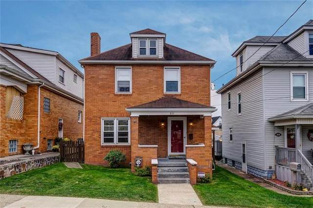 810 12th Street, Ambridge, PA 15003 (MLS #1473972) :: Broadview Realty