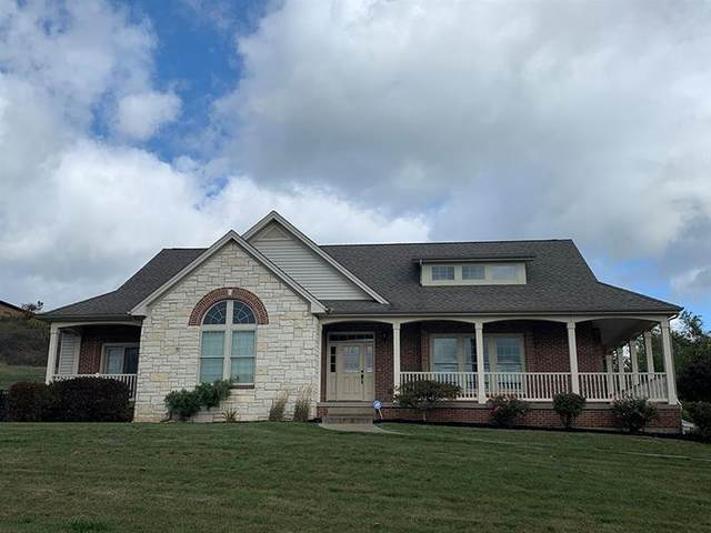 154 Westwood Court, White Twp - Ind, PA 15701 (MLS #1473990) :: The SAYHAY Team