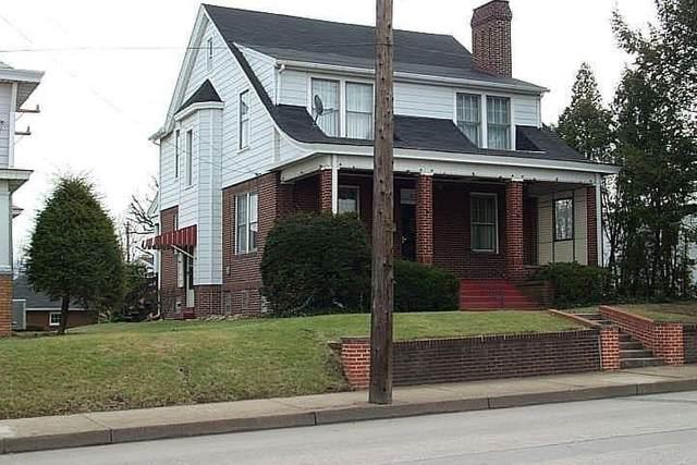 313 Morgantown Street, Uniontown, PA 15401 (MLS #1473992) :: The Dallas-Fincham Team
