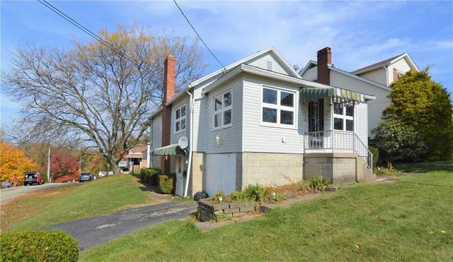 1001 High St, Jeannette, PA 15644 (MLS #1474021) :: The SAYHAY Team