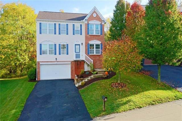 1340 Lucia Dr, Canonsburg, PA 15317 (MLS #1474023) :: The SAYHAY Team
