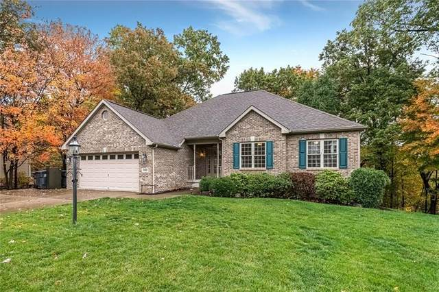 183 Bayberry Lane, Cranberry Twp, PA 16066 (MLS #1474047) :: The Dallas-Fincham Team
