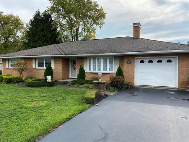 142 William Penn Way, New Brighton, PA 15066 (MLS #1474074) :: RE/MAX Real Estate Solutions