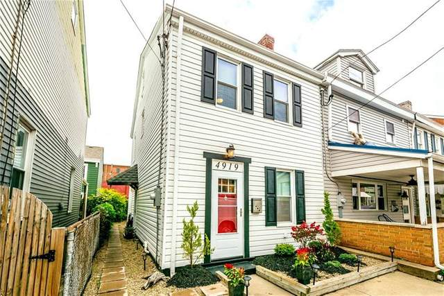 4919 Hatfield Street, Lawrenceville, PA 15201 (MLS #1474116) :: RE/MAX Real Estate Solutions