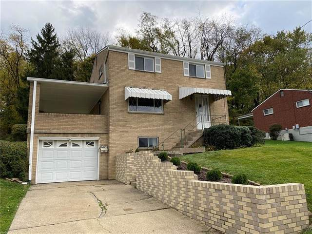 118 Mckenzie Drive, Penn Hills, PA 15235 (MLS #1474126) :: RE/MAX Real Estate Solutions