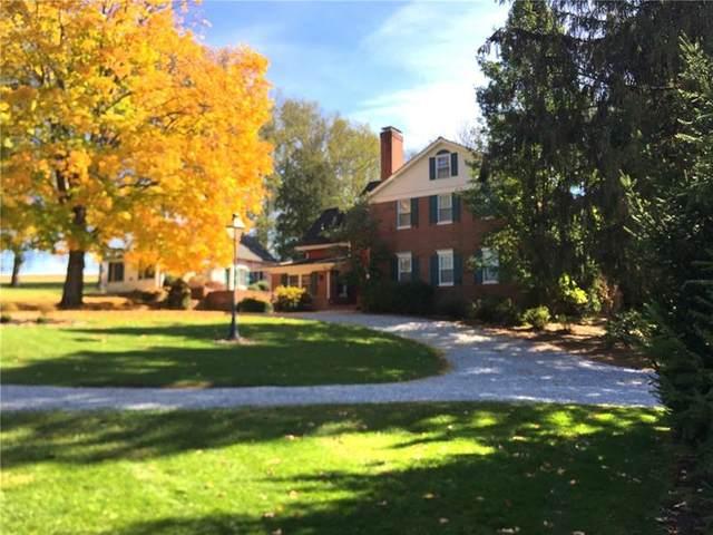 1495 Robb Road, Ligonier Twp, PA 15658 (MLS #1474159) :: Broadview Realty