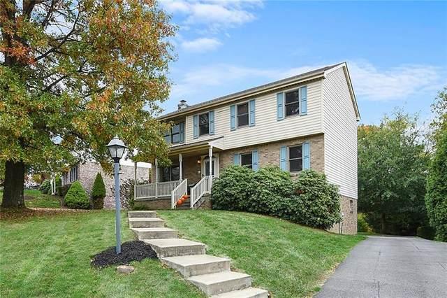 64 Rustic Ridge, Plum Boro, PA 15239 (MLS #1474163) :: RE/MAX Real Estate Solutions