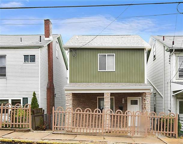221 Amabell St., Mt Washington, PA 15211 (MLS #1474168) :: RE/MAX Real Estate Solutions