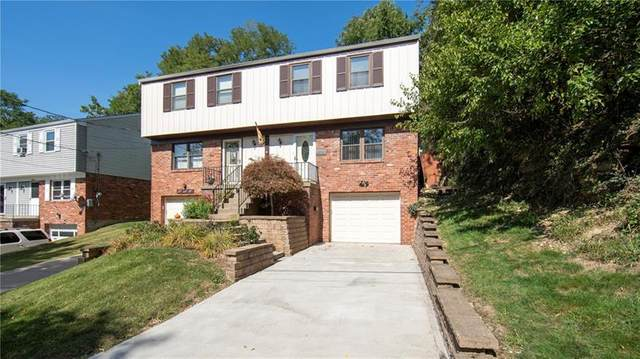 363 Dailey Road, Brentwood, PA 15227 (MLS #1474169) :: Dave Tumpa Team