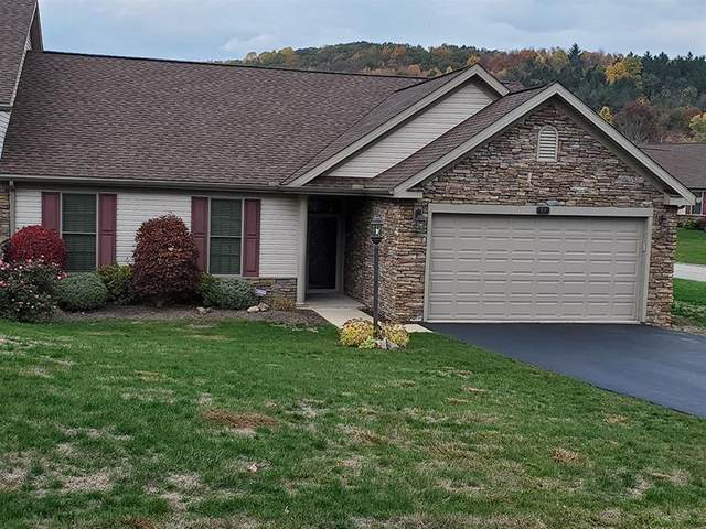 50 Fieldstone Drive, White Twp - Ind, PA 15701 (MLS #1474177) :: The SAYHAY Team