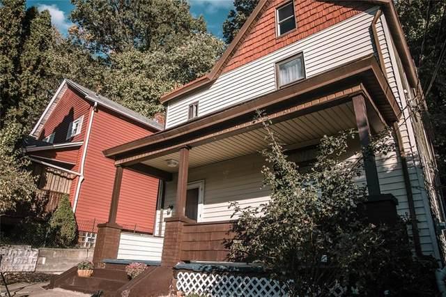 508 Ridge Ave, Carnegie, PA 15106 (MLS #1474229) :: Dave Tumpa Team