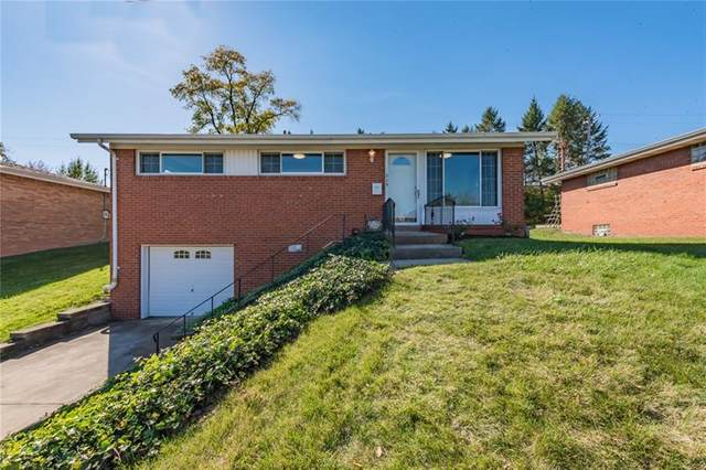 219 Garden City Dr, Monroeville, PA 15146 (MLS #1474235) :: Broadview Realty