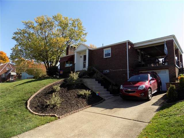 6900 Buchanan Ave, West Mifflin, PA 15122 (MLS #1474274) :: RE/MAX Real Estate Solutions
