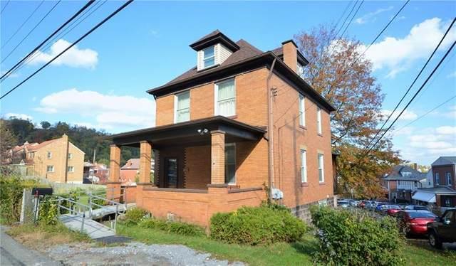 1200 Pine Hollow Rd., Stowe Twp, PA 15136 (MLS #1474276) :: Dave Tumpa Team