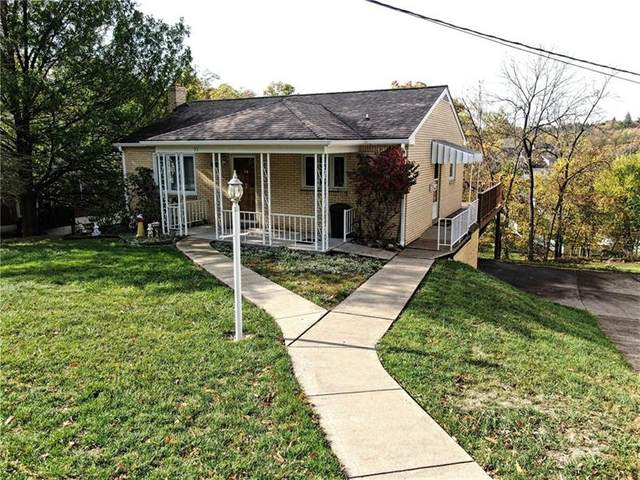 33 Stokely St., City Of Washington, PA 15301 (MLS #1474283) :: RE/MAX Real Estate Solutions
