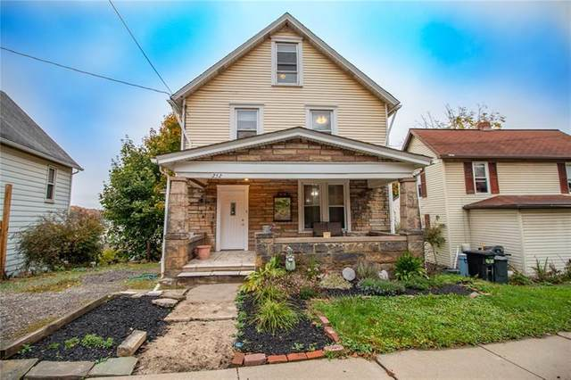 252 Roosevelt Blvd, City Of But Sw, PA 16001 (MLS #1474337) :: The SAYHAY Team
