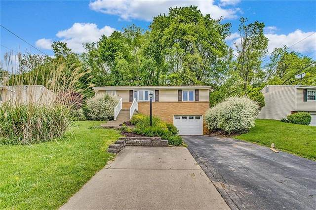 474 Temona Dr, Pleasant Hills, PA 15236 (MLS #1474372) :: RE/MAX Real Estate Solutions