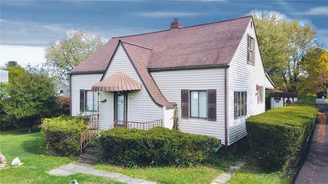 533 Hickory Dr, Rostraver, PA 15089 (MLS #1474400) :: The SAYHAY Team
