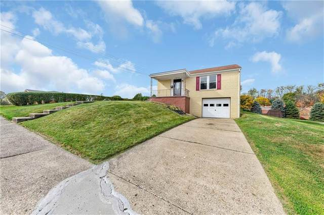 5635 Alan Street, Hopewell Twp - Bea, PA 15001 (MLS #1474426) :: The SAYHAY Team