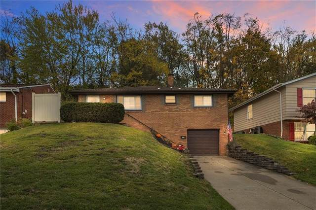 123 Parkedge Rd, Greentree, PA 15220 (MLS #1474479) :: Broadview Realty