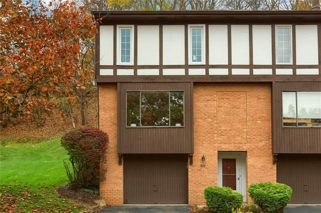 221 Thornberry Drive, Ross Twp, PA 15237 (MLS #1474671) :: Broadview Realty