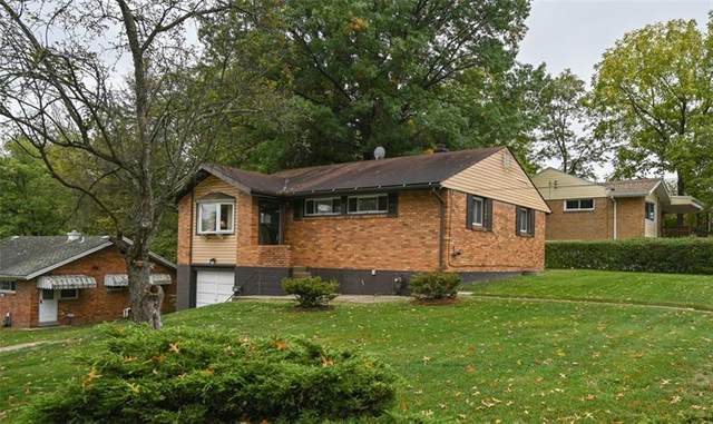 163 Gilmore Dr., Wilkins Twp, PA 15235 (MLS #1474837) :: RE/MAX Real Estate Solutions