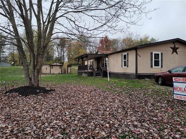 106 Countryside, Middlesex Twp, PA 16059 (MLS #1474850) :: Broadview Realty