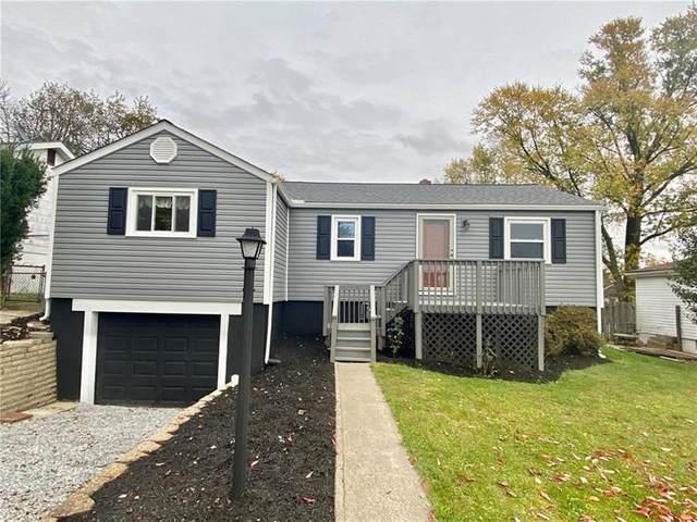 2101 Warren Ave, North Huntingdon, PA 15642 (MLS #1474902) :: Broadview Realty