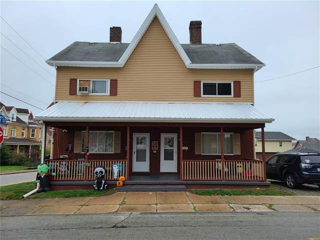116 S Prospect St, Connellsville, PA 15425 (MLS #1475064) :: RE/MAX Real Estate Solutions