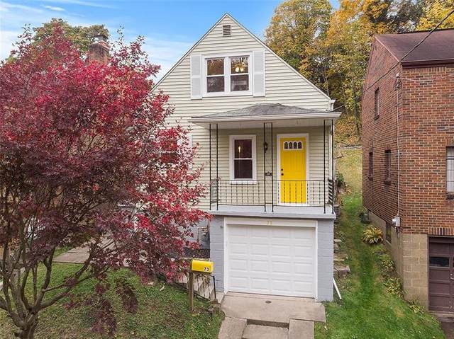 73 Frankfort Ave, West View, PA 15229 (MLS #1475220) :: RE/MAX Real Estate Solutions