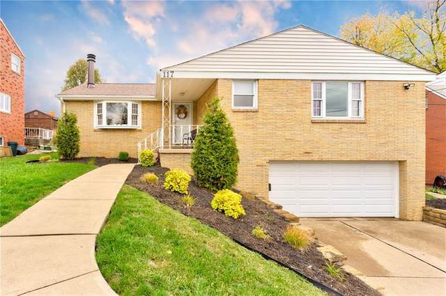 117 Sleepy Hollow Road, Mt. Lebanon, PA 15216 (MLS #1475244) :: RE/MAX Real Estate Solutions