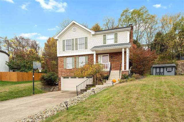 16 Colony Oaks Drive, Shaler, PA 15209 (MLS #1475292) :: RE/MAX Real Estate Solutions