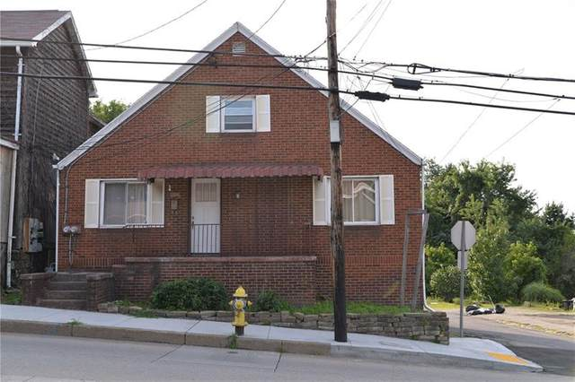 156 Morgantown St, Uniontown, PA 15401 (MLS #1475305) :: RE/MAX Real Estate Solutions