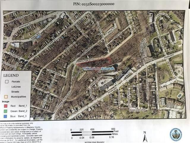 0 Princeton Blvd, Wilkinsburg, PA 15221 (MLS #1475313) :: Dave Tumpa Team