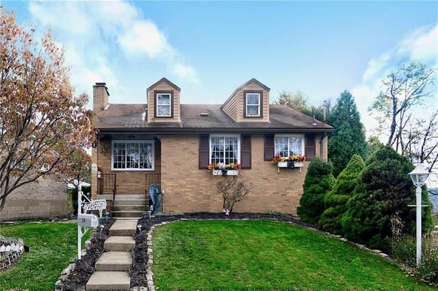 39 Heights Drive, Shaler, PA 15209 (MLS #1475336) :: Broadview Realty