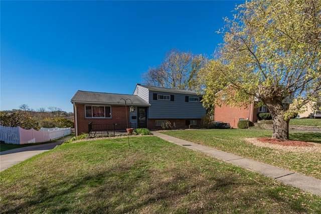 130 Burke Dr, Monroeville, PA 15146 (MLS #1475481) :: Broadview Realty