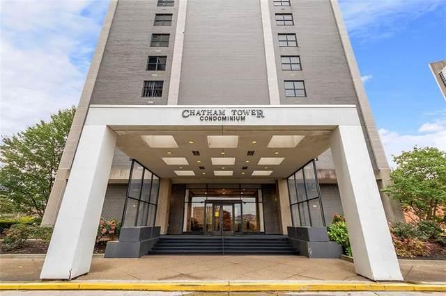 112 Washington Pl 11H, E Pittsburgh, PA 15219 (MLS #1475555) :: RE/MAX Real Estate Solutions