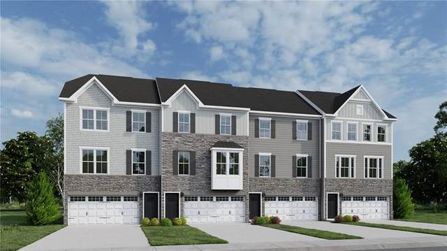 124 Laurel Place Lane 102E, Upper St. Clair, PA 15241 (MLS #1475559) :: Dave Tumpa Team